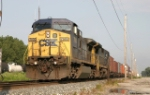 CSX CW40-8 7900